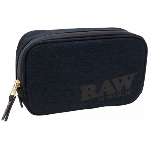 RAW SMELL PROOF 5 LAYER POUCH - QTR Pounder Size