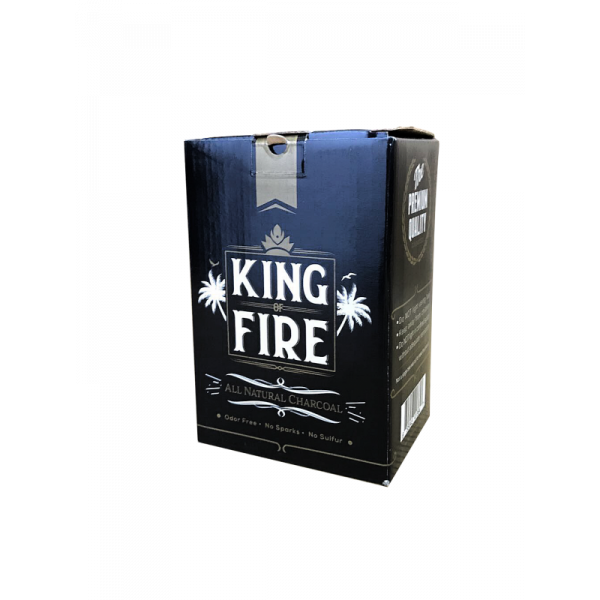 KING of FIRE Charcoal - 35MM