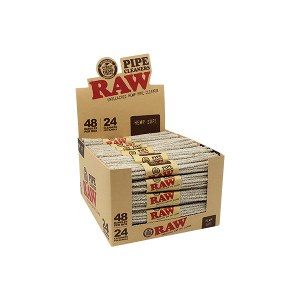 RAW Pipe Cleaners - 48ct