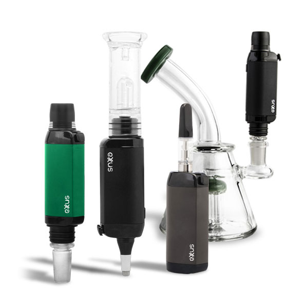 Exxus VRS 3IN1 Concentrate Kit - Assorted Colors