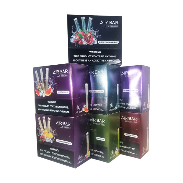 Air Bar Lux Disposable By Suorin - Assorted Flavors