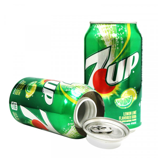 7 UP Safe Can