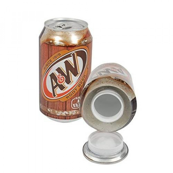 A&W Root Beer Safe Can