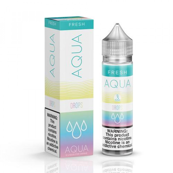 Aqua - 60 ML Assorted Flavors
