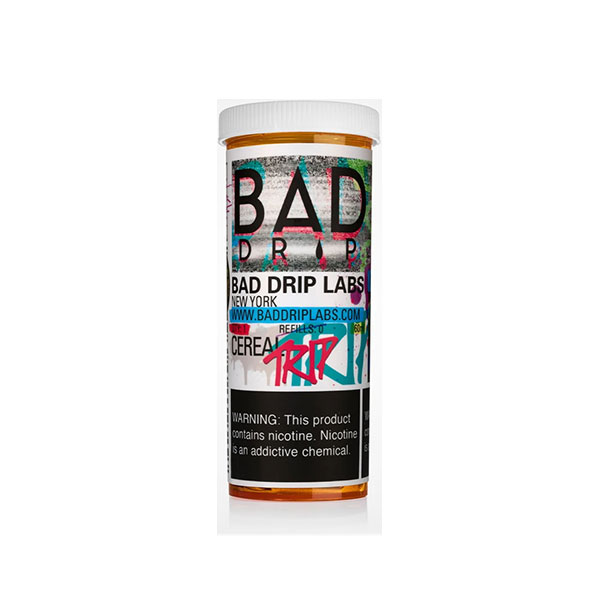 Bad Drip E-Juice - 60ml