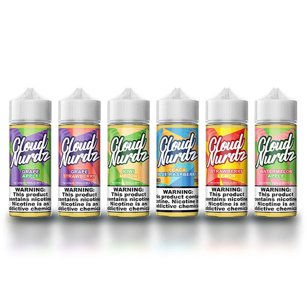 Cloud Nurdz Salts - 30ml
