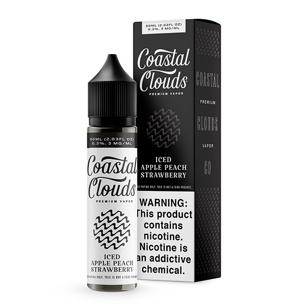 Coastal Clouds ICED - 60ml