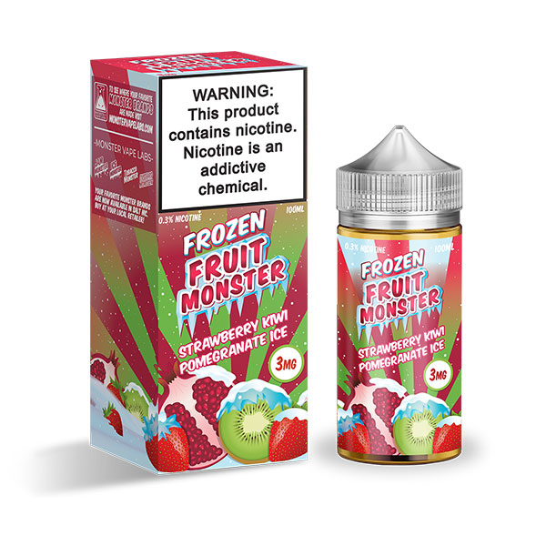 Frozen Fruit Monster E-Juice  - 100ml