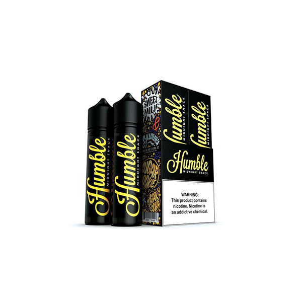 Humble Twin Pack - 60ML x 2- Assorted Flavors