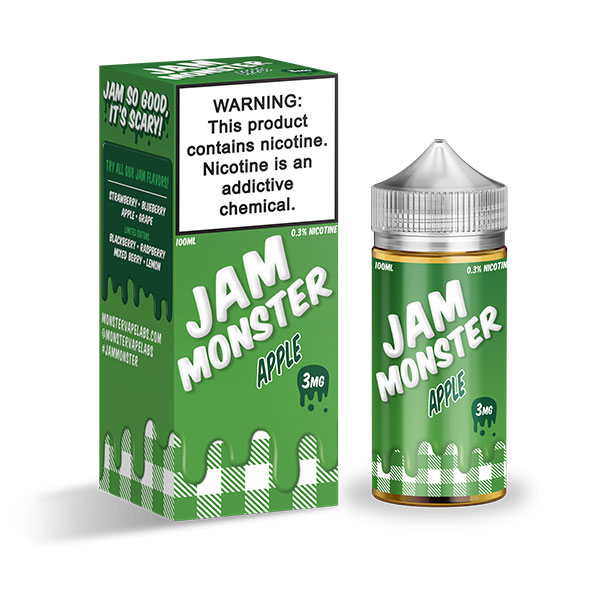 Jam Monster E-Juice  - 100ml