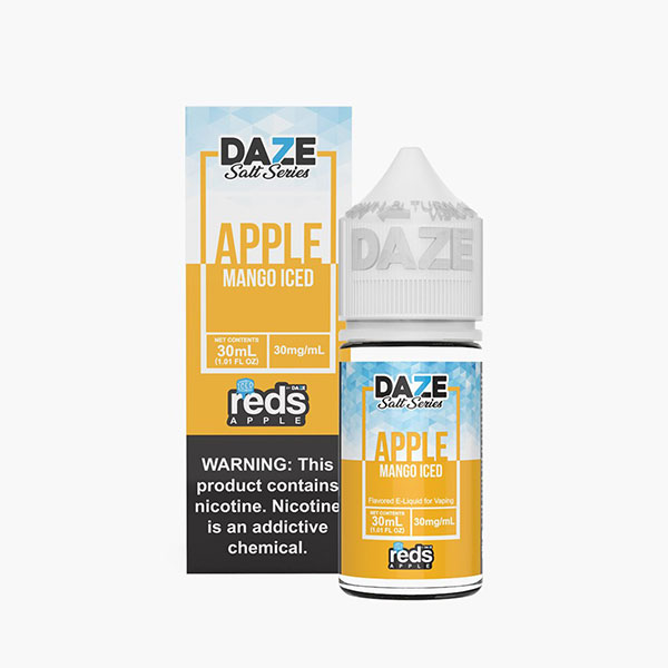 Reds Apple Juice ICED 60ml - Assorted Flavors