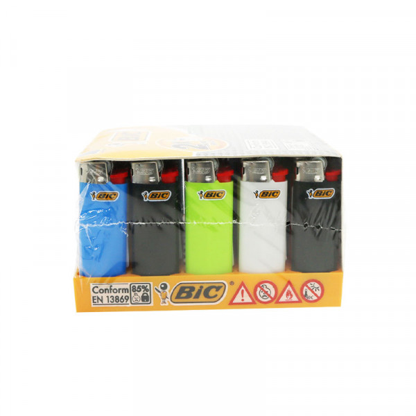 BIC Lighter Mini - 50ct - Assorted Colors