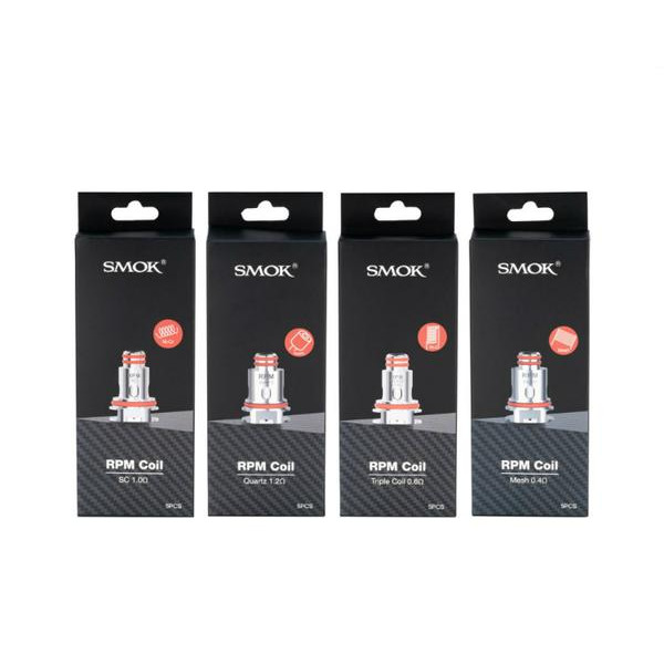 Smok RPM 40 Coil Replacement - 5pk