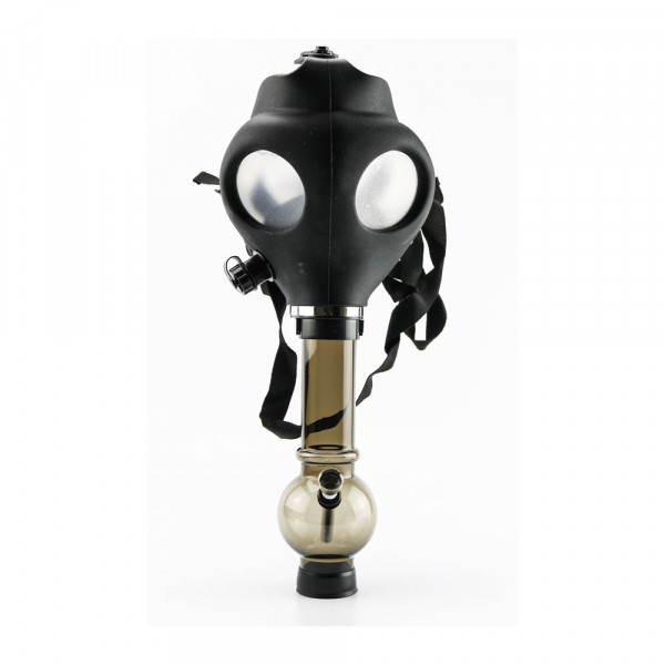 Gas Mask Pipe Solid Color