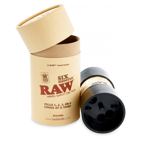 RAW Six Shooter Lean Cone Filler