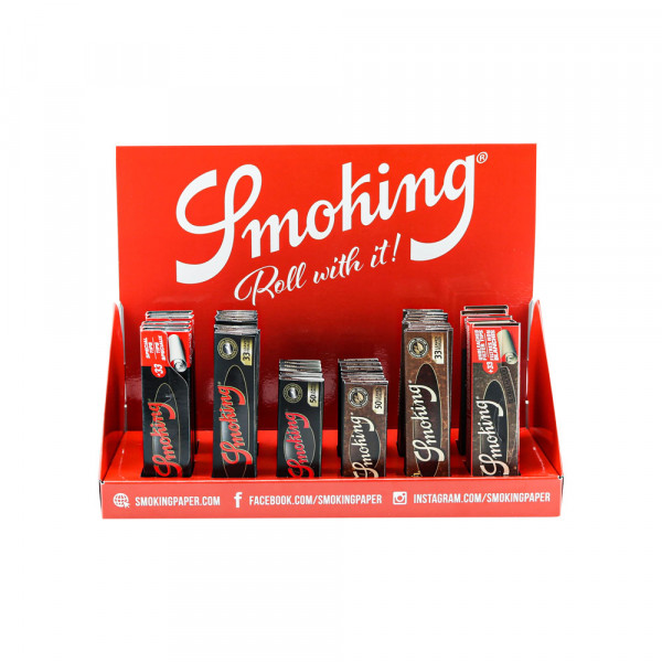 Smoking Roll With It! Display - 44ct