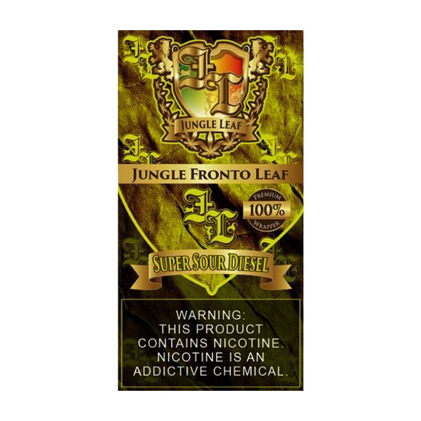 Jungle Fronto Leaf Tobacco
