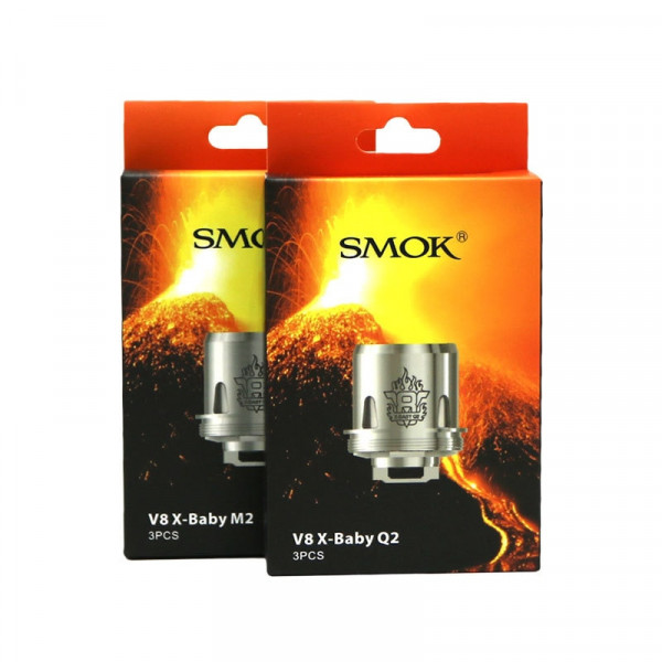 Smok TFV8 X-Baby Beast Brother Replacement Coils (...