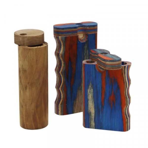 Wood Dugout - Assorted Styles