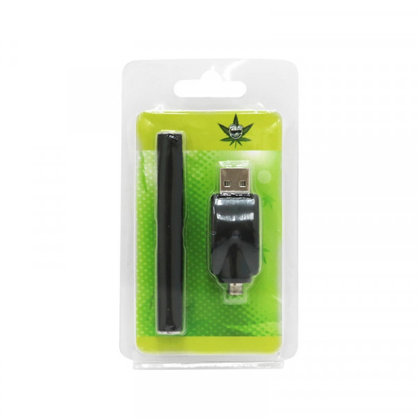 Green Leaf Thick Oil Battery - 290 mAh