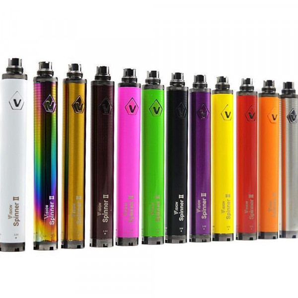 Vision Spinner II Battery 1600 mAh - Assorted Colo...